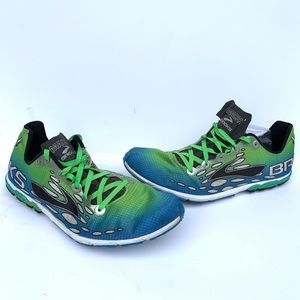 Brooks Mach 14 Training Spike Cleat Athletic Shoe